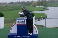 Open de France: le Belge Nicolas Colsaerts triomphe lors d'une édition particulière