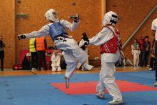 Éclatant succès pour Trappes lors des compétitions départementales de taekwondo