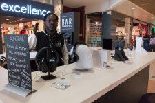 Un bar à innovations ouvre dans la galerie d'Auchan