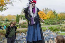 Jeu de piste spécial Halloween à France miniature