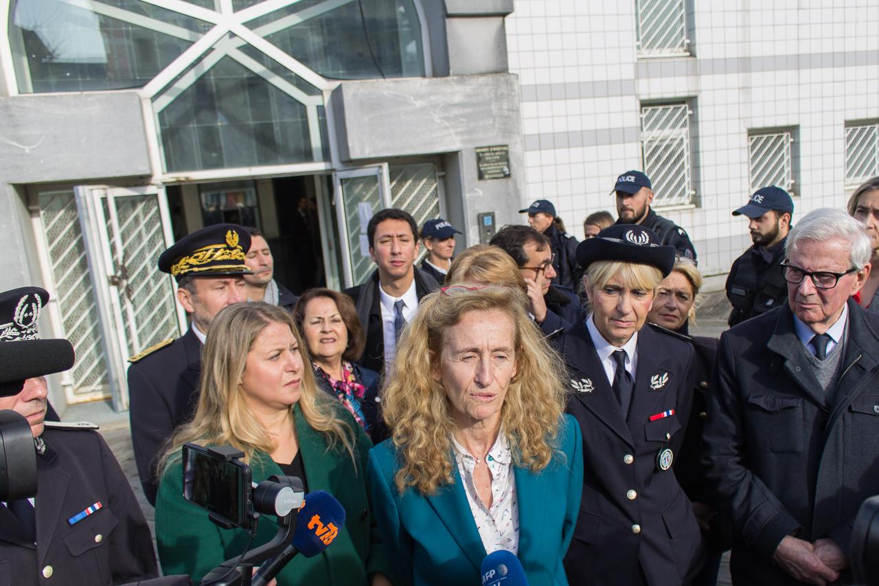 La ministre de la justice est venue faire le point sur la sécurité - La Gazette de Saint-Quentin-en-Yvelines