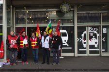 Les organisations syndicales des Yvelines s'unissent contre la réforme des retraites