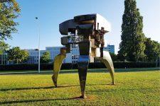 Trois sculptures d'art public seront remises en état en 2020