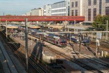Les cinq nouveaux trains entre SQY et Paris entrent bientôt en service