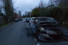 Des voitures brûlées et des violences la nuit de la Saint-Sylvestre