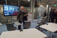 UVSQ: un nouvel espace pédagogique au sein de la BU