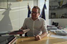 Bertrand Houillon brigue un nouveau mandat aux élections municipales