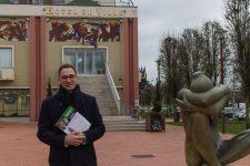 Grégory Garestier candidat aux municipales:«un mandat c'est trop court»