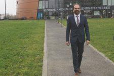 Municipales: candidat de la majorité, Lorrain Merckaert se sent «prêt» à devenir maire