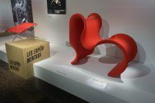 Le siège s'expose au Musée de la Ville