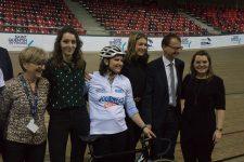Une journée pour promouvoir le cyclisme féminin au Vélodrome national