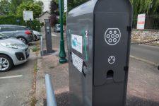 Sept nouvelles bornes de recharge de véhicules électriques