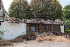 Un incendie ravage le restaurant gastronomique La Maison des bois
