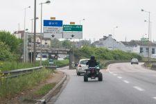 Rodéos moto: les 12 maires saint-quentinois écrivent au ministre de l'intérieur