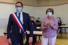 Bertrand Houillon réélu sans surprise à la tête de la commune