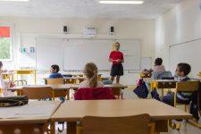 Des stages de réussite à l'école des Friches pendant l'été