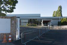 Retardée, l'ouverture du gymnase est attendue avant la fin du mois