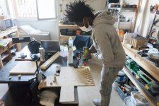 Les Compagnons bâtisseurs ont débuté leurs ateliers dans la ville