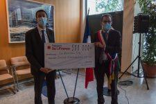 La Région participe au financement de la future crèche