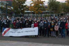 Les Saint-Quentinois ont rendu hommage à Samuel Paty