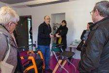 Un showroom, des ateliers et des conférences pour gagner en autonomie à domicile