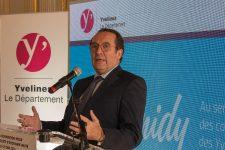 Pierre Bédier souhaite le report des élections départementales
