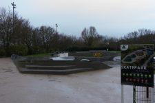 Le nouveau skatepark est enfin accessible