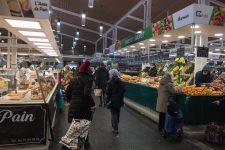 La nouvelle halle a enfin accueilli ses premiers jours de marché