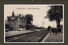Des cartes postales anciennes de villes yvelinoises proposées par les Archives
