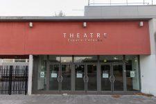 Le Théâtre espace Coluche désormais nommé...  Théâtre Coluche