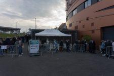 Le Vélodrome ouvre en nocturne pour accélérer la vaccination
