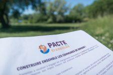 Pacte pour la transition: la Ville s'engage à lancer des actions concrètes