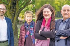 DÉPARTEMENTALES 2021 : Duel entre les deux maires sur fond d'abstention