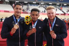 Florian Grengbo, médaillé de bronze à Tokyo: «ça ne présage que du bon pour Paris 2024»